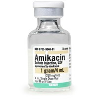 53252 Amikacin Sulfate Injection Drugs Non Narcotic